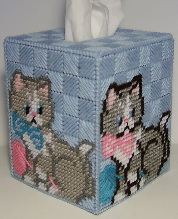 1384 best tissue boxes holders images on pinterest for Tissue box cover craft