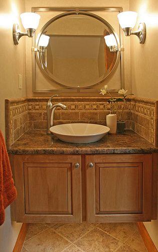 Half Bathroom Renovation Ideas 25 best half-bath remodel images on pinterest | home, bathroom