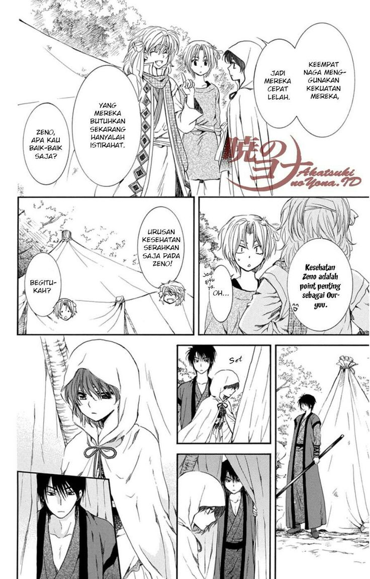 Manga Akatsuki No Yona Chapter 97 Bahasa Indonesia 17