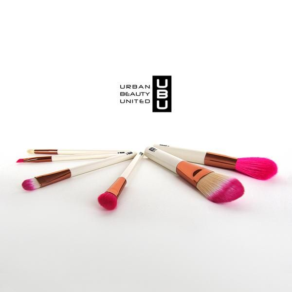 Pennelli Urban Beauty United #UBU #pennelli #makeup #tigotà #bellezza #beautyroutine #viso