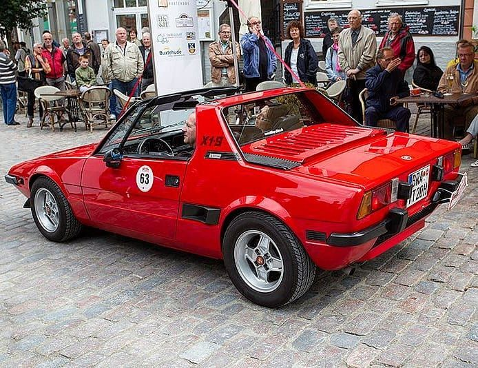 Fiat X19 On Instagram Nothing More Than An Attention Seeker And