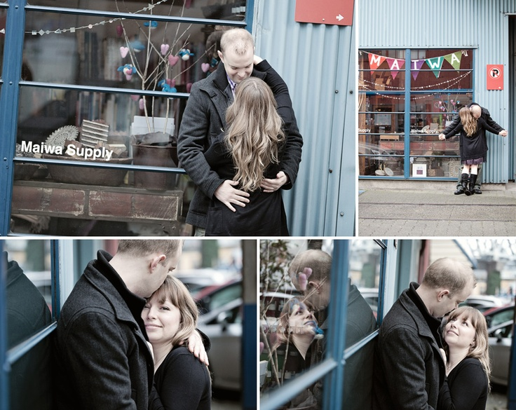 Granville Island sweetheart session {Michael + Kelly}