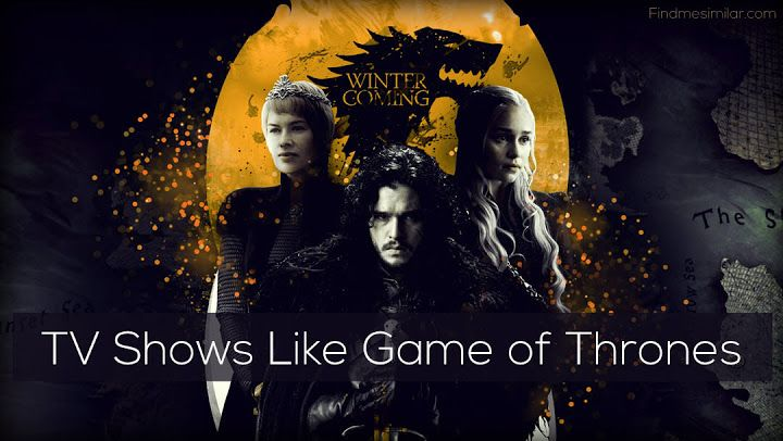 29 Best Shows Like Game Of Thrones Game Of Thrones Shows Like