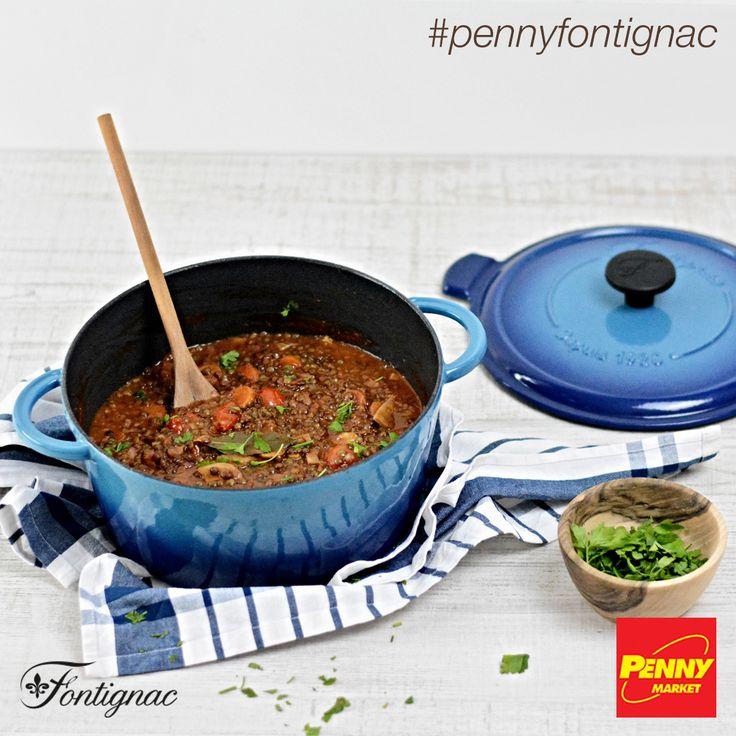 Uvařte si čočkové ragů v kulatém litinovém kastrolu značky Fontignac, který nyní v PENNY můžete získat se slevou až 63 %! Celý recept najdete na http://www.penny-fontignac.cz/recepty/detail/cockove-ragu. Dobrou chuť!  #penny #pennycz #pennymarket #pennymarketcz #pennyfontignac #fontignac #nadobi #nadobifontignac #kuchyne #vareni #peceni #recept #mnam #jidlo #cocka #ragu
