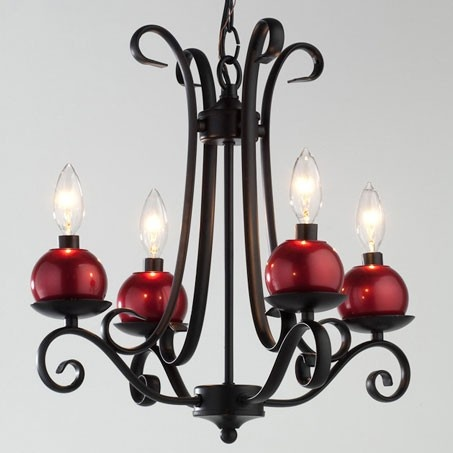 19 best chandelier charms images on pinterest chandeliers heavenly lights ruby red chandelier charm 799 http mozeypictures Gallery