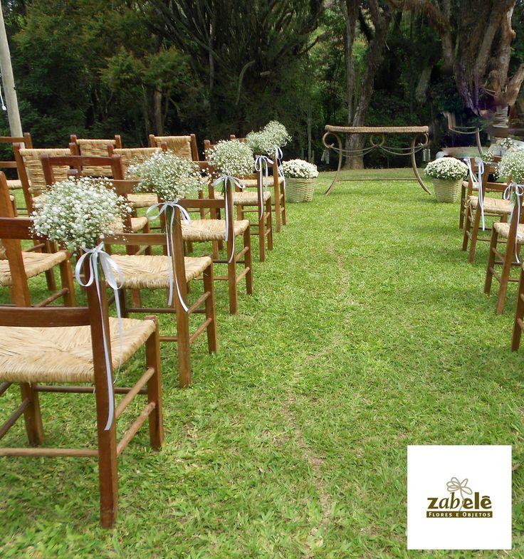 Casamento em Joaquim Egídio 1 www.zabeleflores.com.br https://www.facebook.com/zabelefloreseobjetos