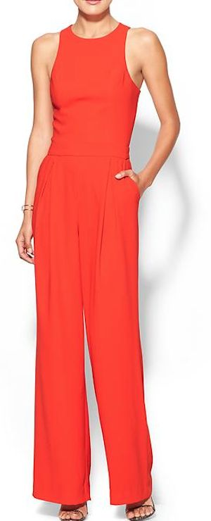 fun bright coral jumpsuit http://rstyle.me/n/w7brrr9te