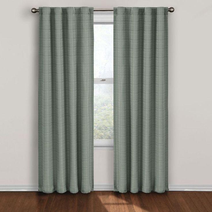 drapes u0026 curtains twist thermalayer blackout window curtain panel