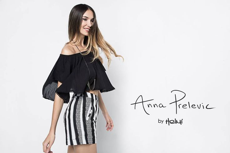 Anna Prelevic Collection by Helmi - New arrivals! Shop online>> http://bit.ly/1R2LlBA #annaprelevicbyHelmi #Ss16 #newcollection #Helmi #annaprelevic Production workwithboss advert/studios — μαζί με Anna Prelevic