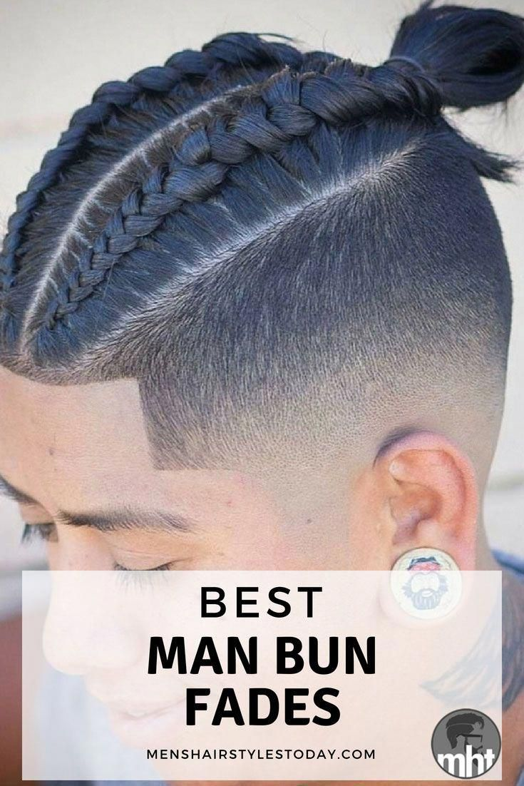 35 Best Man Bun Hairstyles (2019 Guide)