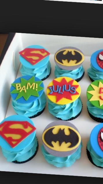 Image Result For Superhero Birthday Cakes London