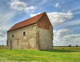 Anglo-Saxon Chapel of St Peter-on-the-Wall, Bradwell-on-Sea