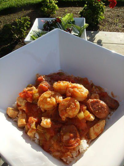Diana's Quick Jambalaya — Quick Weeknight Meals Recipe Contest 2009