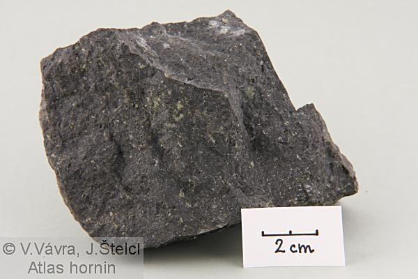 Bazalt (vulkáni eredetű)