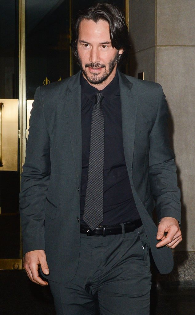 Keanu Reeves' Home Visited by Second Female Home Intruder, But This One Was Naked: Report! Keanu Reeves