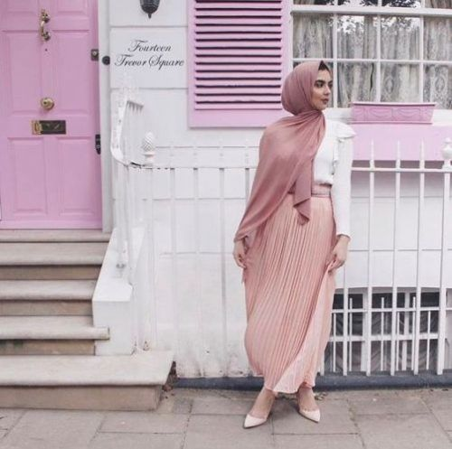 Cute casual hijab fashion – Just Trendy Girls