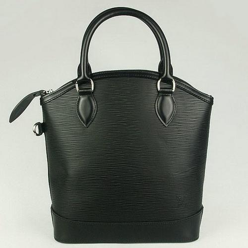 Louis Vuitton Epi Leather Lockit Black