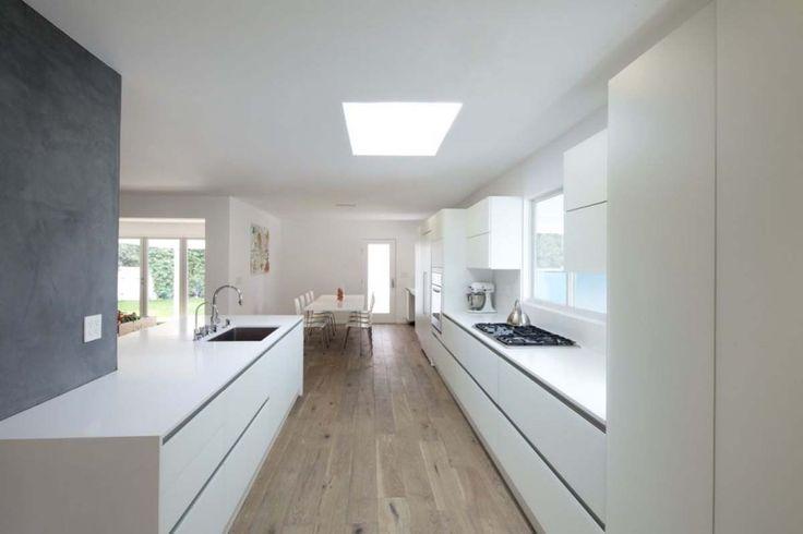 Shadowline galley kitchen