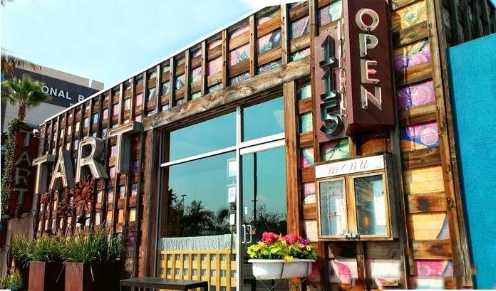 West Hollywood -TART restaurant provides down-home hospitality and comfort food with a twist.