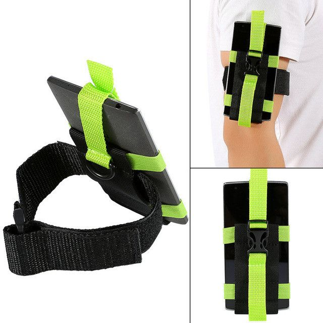 New Design Sports Running Jogging Gym Armband Arm Band Case Cover Holder Pouch for iPhone 7 7 Plus for Samsung S7 Edge Universal