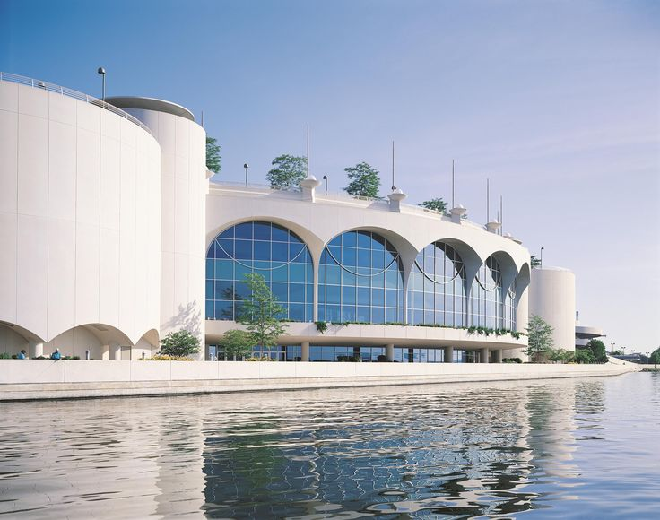 Frank Lloyd Wright-designed Monona Terrace Convention Center achieves LEED Gold certification for building sustainability