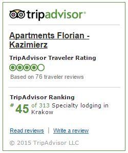 Apartamenty Kraków Florian - Apartamenty w Krakowie więcej informacji: http://apartamenty-florian.pl/krakow
