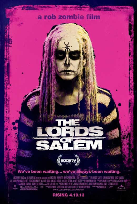 The Lords of Salem 11x17 Movie Poster (2013)