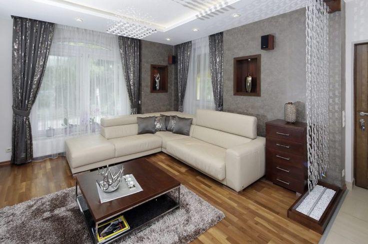 Fa, üveg és a rusztikus kőburkolatok egyedi struktúrájának harmonikus egysége két otthonban - 2