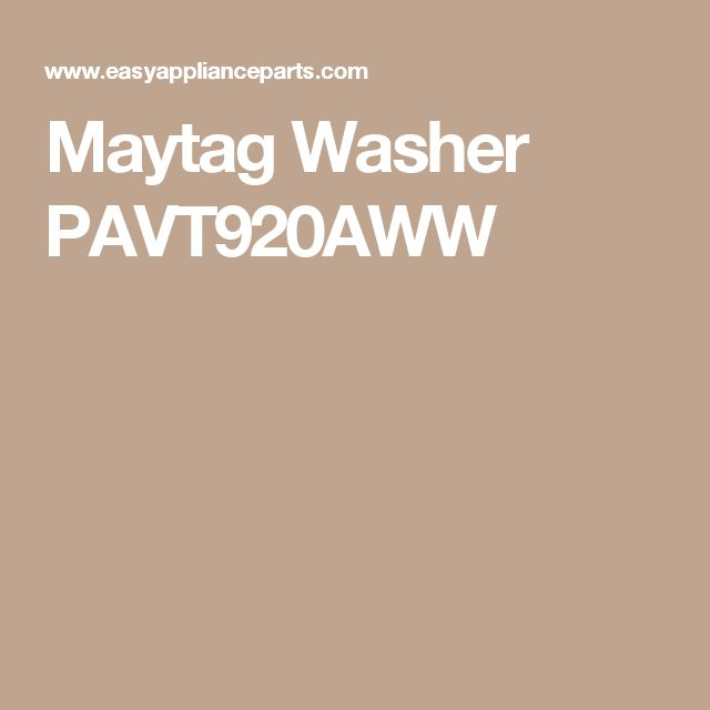 9 best washerdryer repair images on pinterest clothes dryer a full parts list and diagrams of the maytag washer and all other major appliances same day shipping and no hassle returns fandeluxe Images