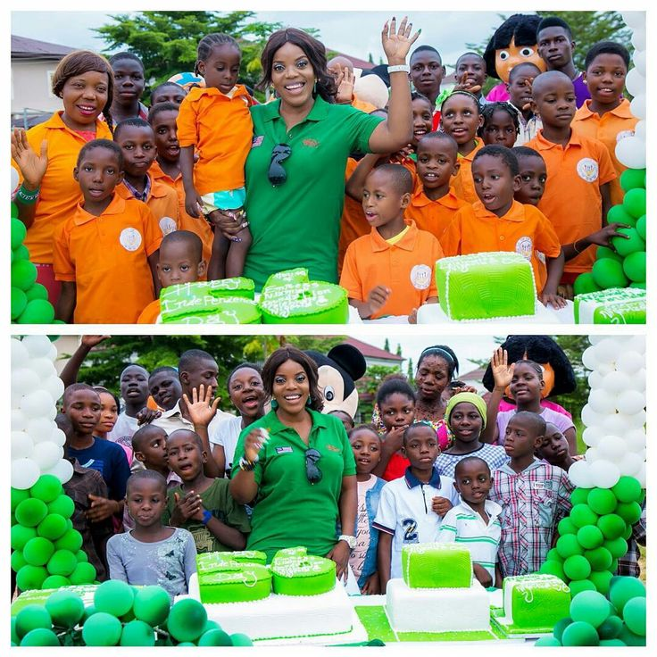 Empress Njamah Foundation Celebrates Nigeria Independence day with privileged kids from her foundation and feeds over a thousand The CEO, House of Empress Njamah Foundation, Empress Njamah, did not allow the ongoing Economic recession to stand in her way of her charity work as she again; on Oct 1, 2016 Empress Njamah put smiles on the faces of thousand of children. Empress Njamah is a Nigerian actress. In 2012, she was nominated for best supporting actress at the Africa Movie Academy…