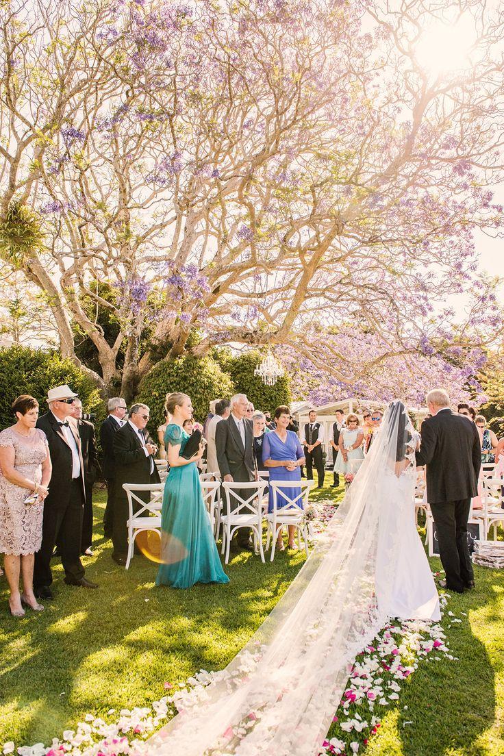 Photography: Studio Impressions Photography - studioimpressions.com.au  Read More: http://www.stylemepretty.com/australia-weddings/2015/04/28/glamorous-pink-ivory-country-wedding/
