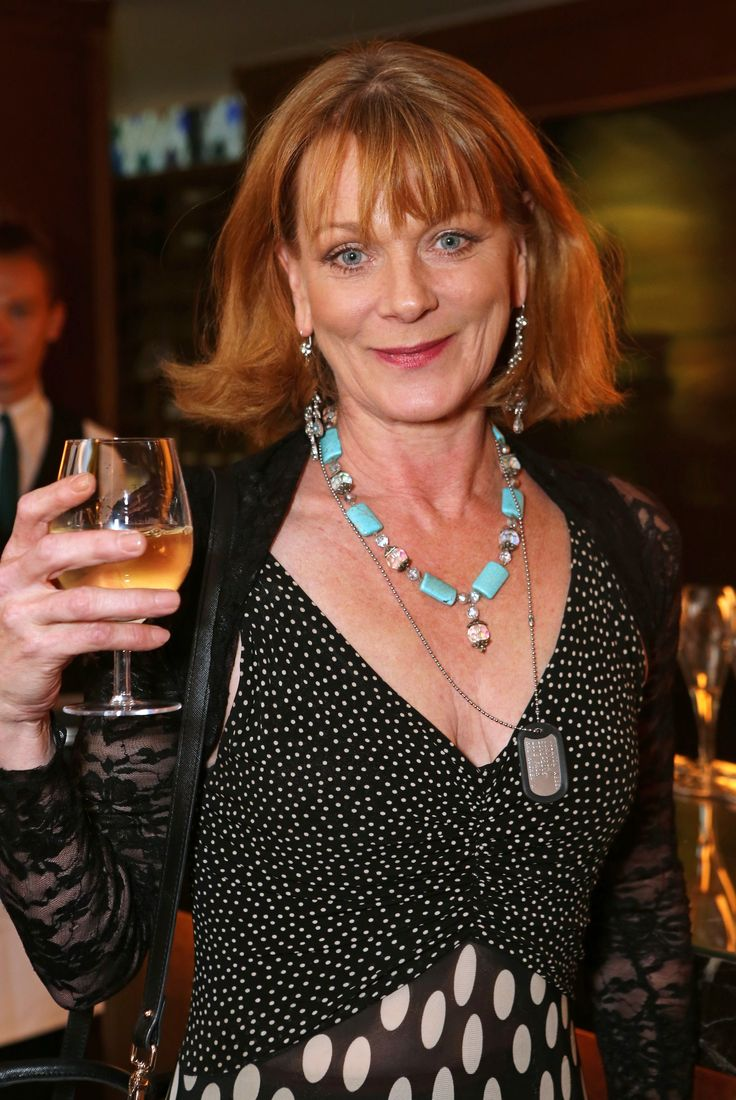 Samantha Bond | The Downton Abbey Wrap Party At The Ivy (Aug. 15, 2015)..