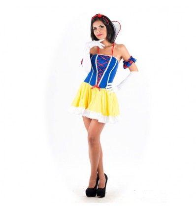 Picaresque - Disfraz Blancanieves Amarillo