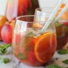 5 szuperegészséges nyári jeges tea recept