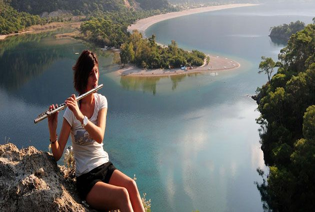 6.Day, Limanagazi, Hidayet Bay, Firnaz Bay,  private boat rental, www.barbarosyachting.com