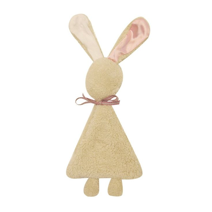 Mrs Cottontail - Pink - Toy - Baby Belle