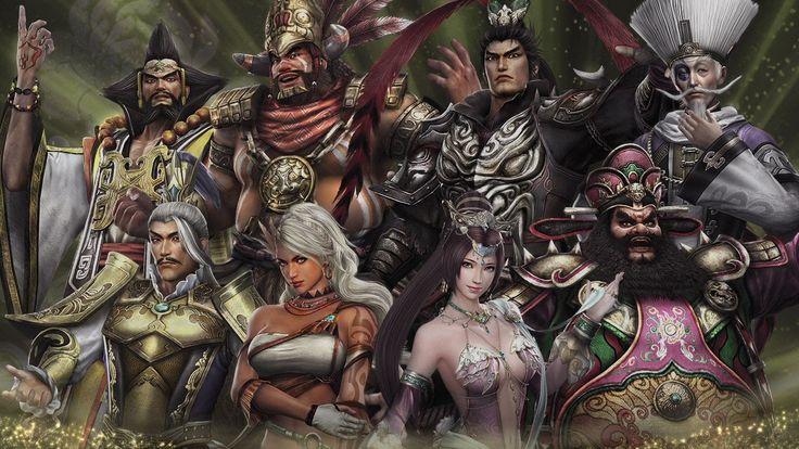 Dynasty Warriors 8 Wallpaper