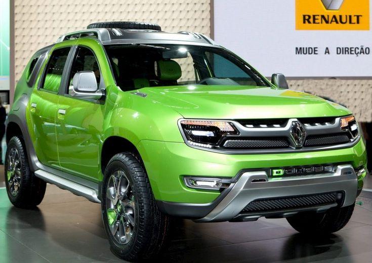 Renault D-Cross Concept — Mundoautomotor