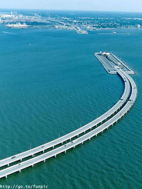 O Japão inaugurou em 13 de março de 1988 o túnel Seikan, com uma extensão de 53,9 quilômetros. As pontes são de dois níveis, com o inferior destinado ao tráfego ferroviário e o superior, ao rodoviário. São as maiores pontes de dupla finalidade do mundo. Incrível !!!