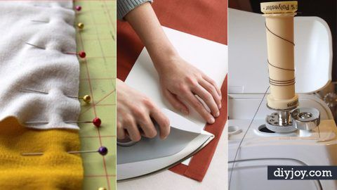 37 More Sewing Hacks You Gotta See | DIY Joy Projects and Crafts Ideas
