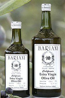 Simple Balsamic & Olive Oil dressing