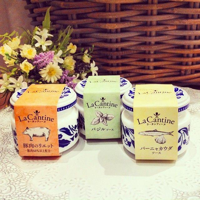 『ラ・カンティーヌ』の缶詰がおしゃれすぎ!
