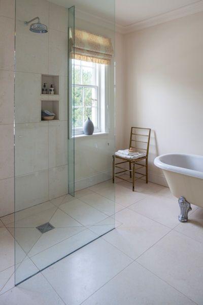 Rochelle Honed Limestone from Mandarin Stone #bathroom #stone http://www.mandarinstone.com/product/_/118/rochelle-honed-limestone-tile/#