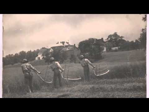 A short video I created about Cyrus McCormick and his invention of the reaper.