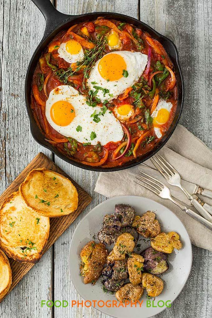 6 More Food Photography Composition Ideas You Can Use To Improve