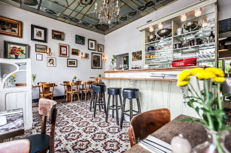 Wunderschönes Cafe in Düsseldorf: Le Local