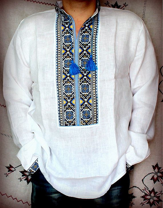 12 best images about traditional shirt for men on for Mens dress shirt monogram location