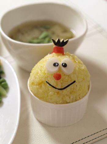 korosuke rice ball   コロ助おにぎりナリ