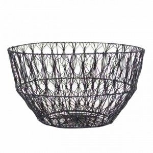 IKHAYA Wire Weave Bowl  -  Handwoven unique bowl. Available at sourced4you.com.au   PART OF THE IKHAYA RANGE