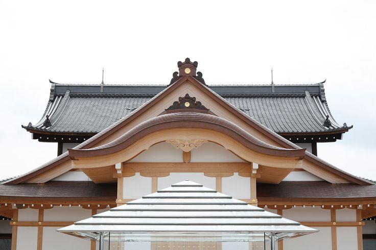 吉岡徳仁による、京都 将軍塚青龍殿の大舞台で公開中の「ガラスの茶室 − 光庵」 | architecturephoto.net | 建築・デザイン・アートの新しいメディア。アーキテクチャーフォト・ネット
